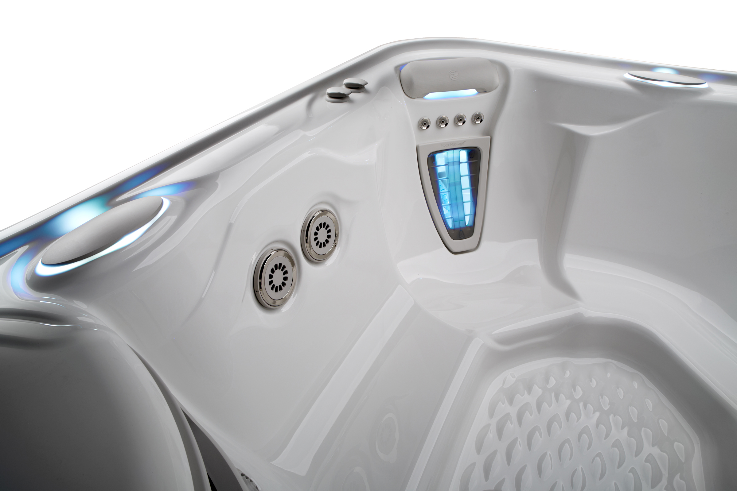 Hot Spring Highlife Prodigy 5 Person Hot Tub - Gallery