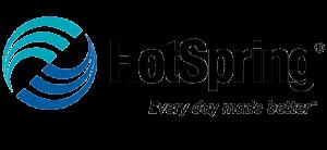 Hot Spring spas company logo