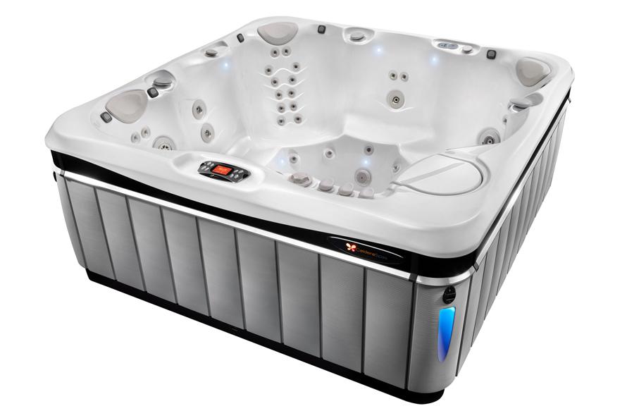 2016 Caldera Utopia Tahitian Hot Tub - Pioneer Family Pools