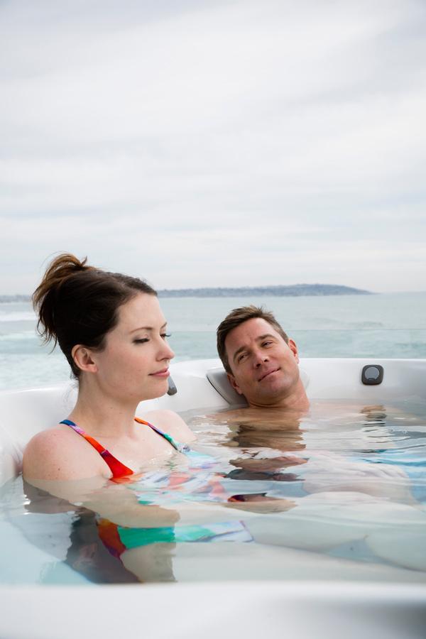 2016 Caldera Utopia Tahitian Hot Tub - Pioneer Family Pools - Gallery