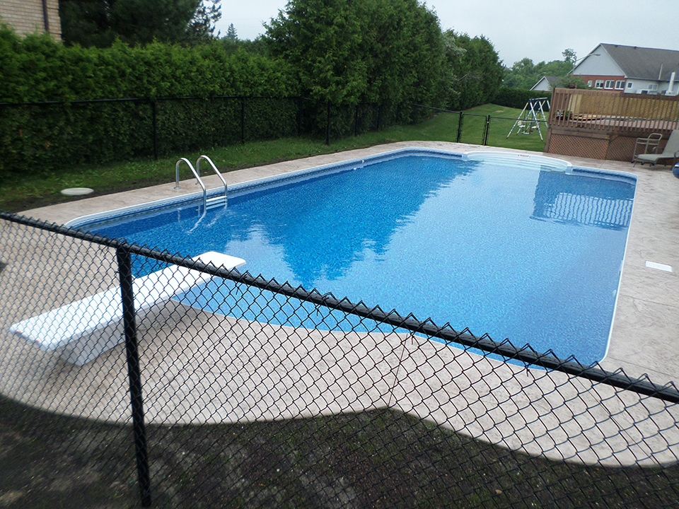 Bayview With Diffusion Inground/Onground liner