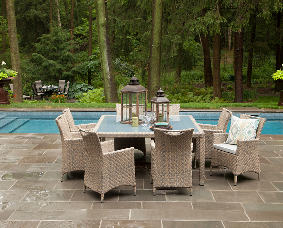 Dining and Deep Seating Patio Furniture