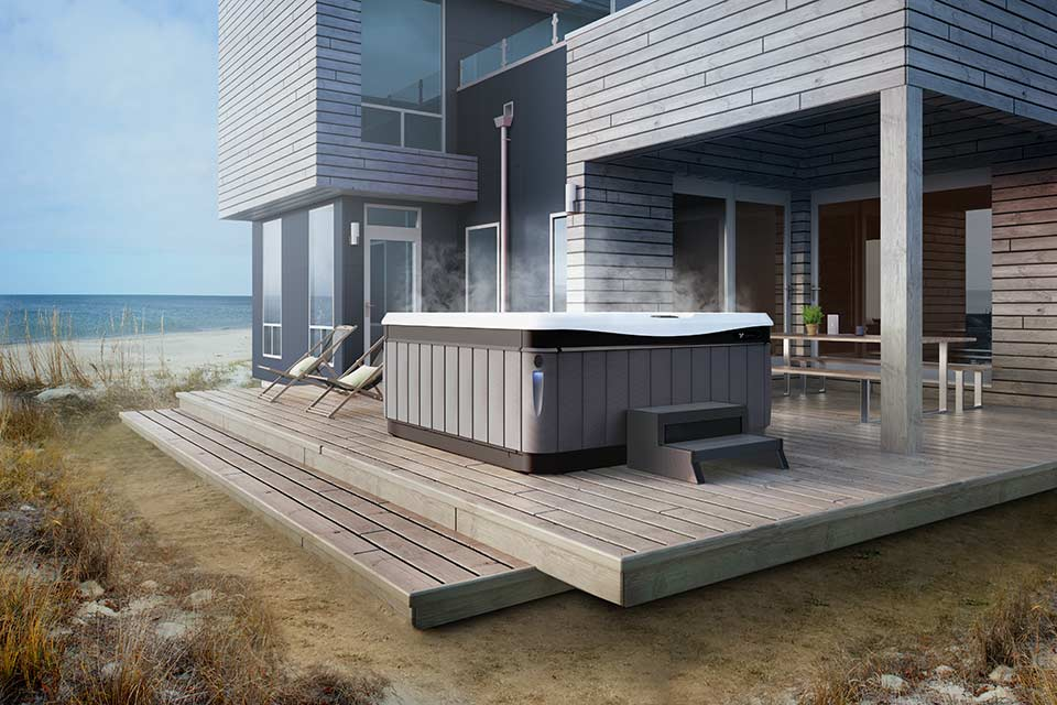 Contemporary Coastal Living