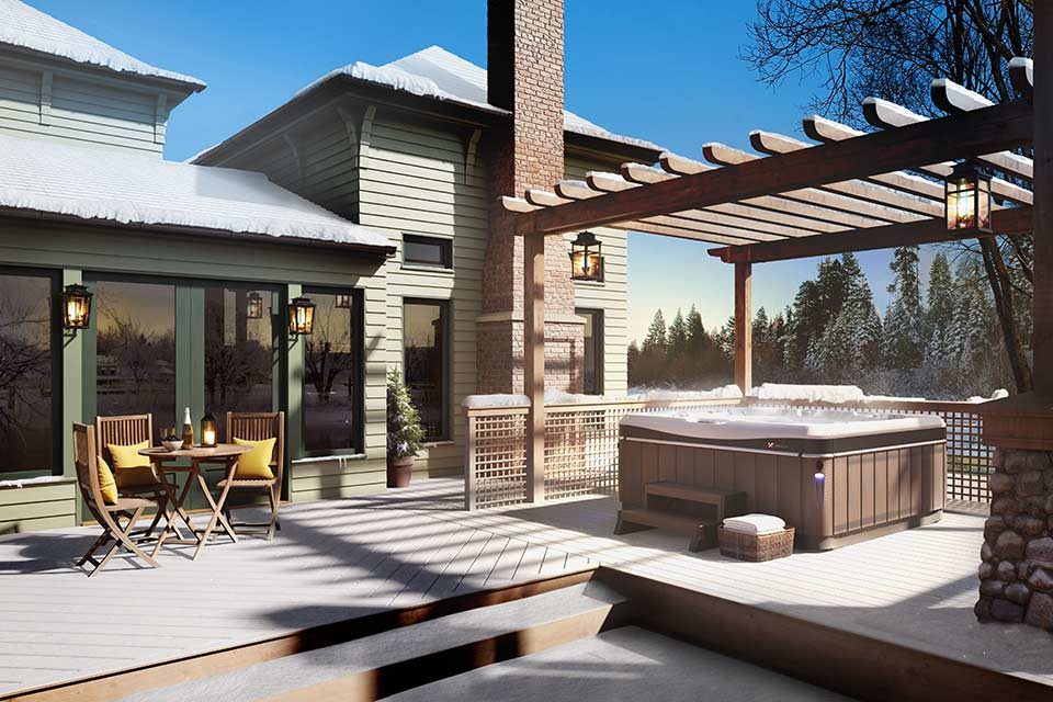 See Customer Design Ideas - Utopia Hot Tub Style Guide