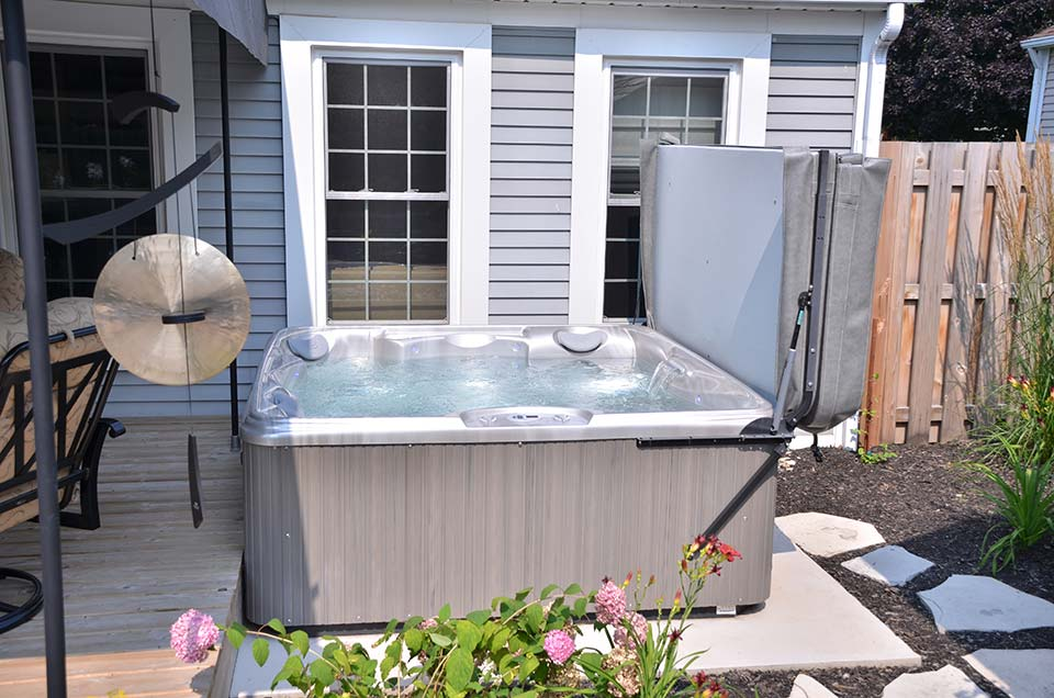 Preparing Your Space For Your Hot Tub