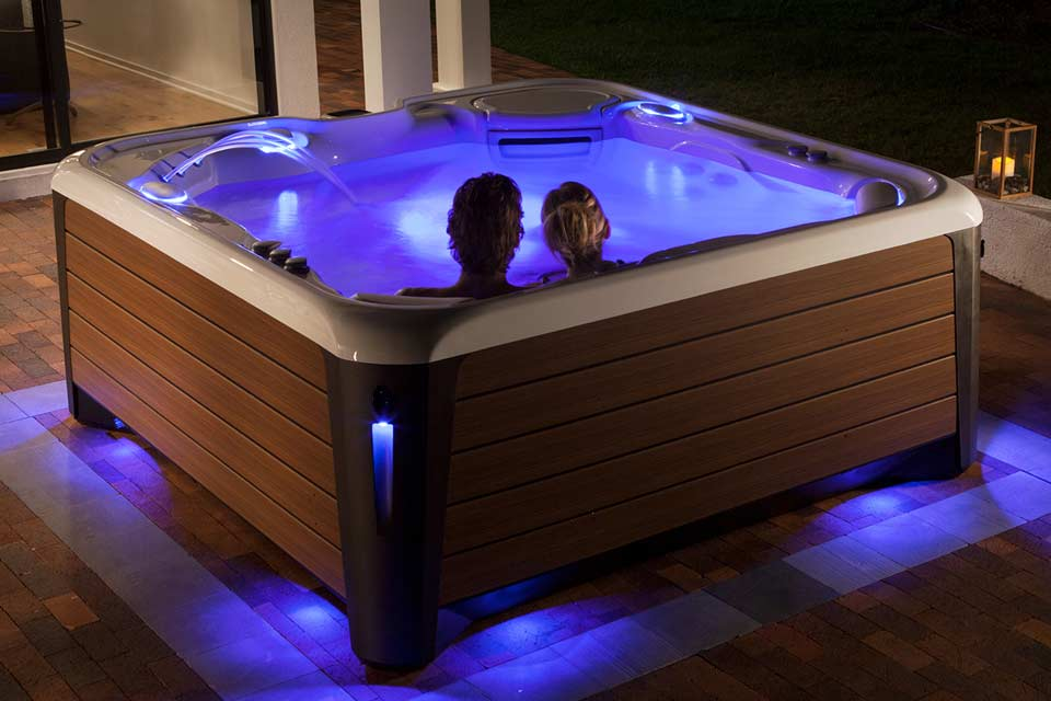 Enjoy An Energy Smart Spa