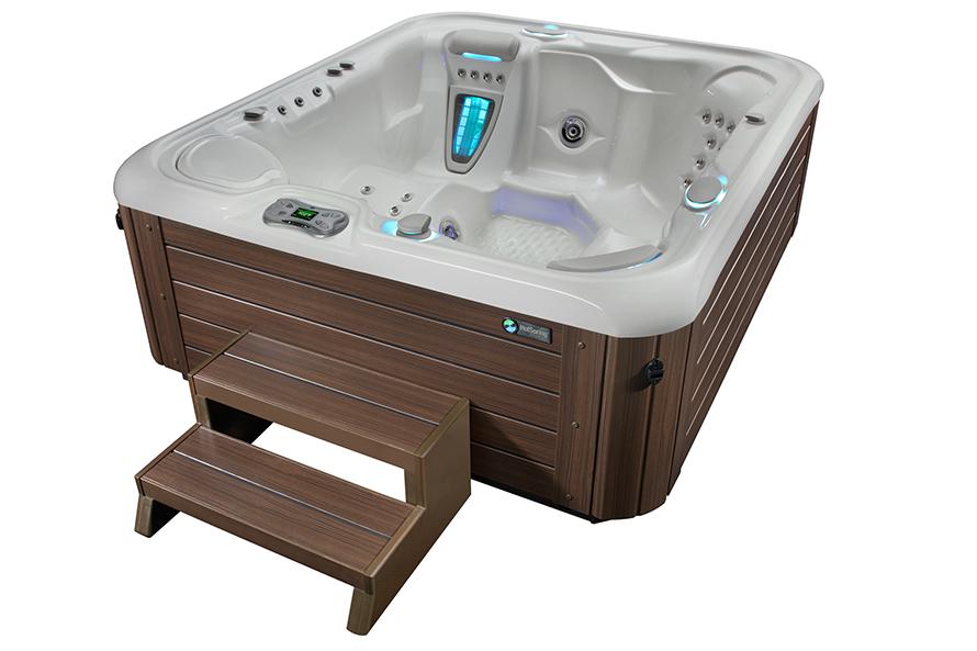 hot spring highlife sovereign 6 person hot tub. Black Bedroom Furniture Sets. Home Design Ideas
