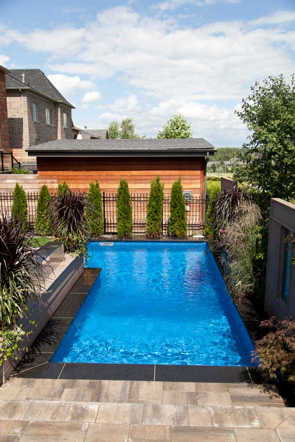 The Bamfos Inground Pool Pioneer Family Pools