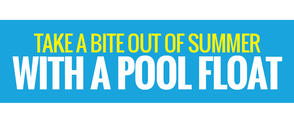 Pioneer Family Pools, Pool Floats