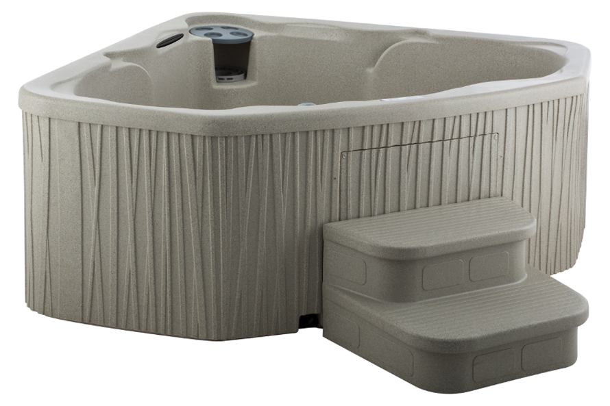 Embrace Hot Tub - Fantasy Spas - Pioneer Family Pools