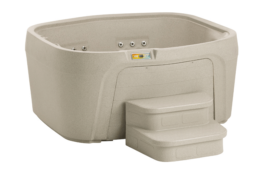 Fantasy Spa Plug N Play Drift 4 Person Hot Tub