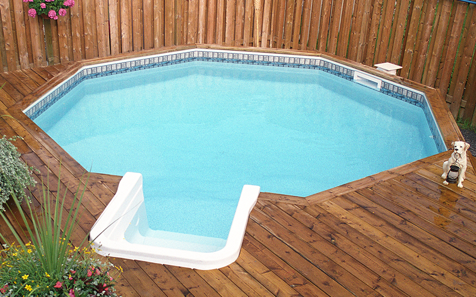Onground Pools Pioneer Family Pools