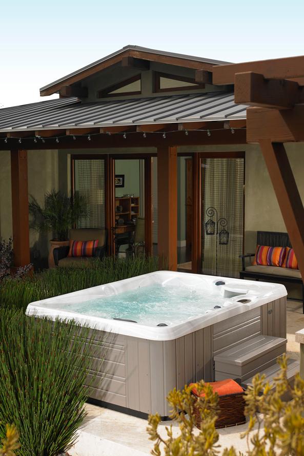 Caldera Paradise Kauai 3 Person Hot Tub - Gallery