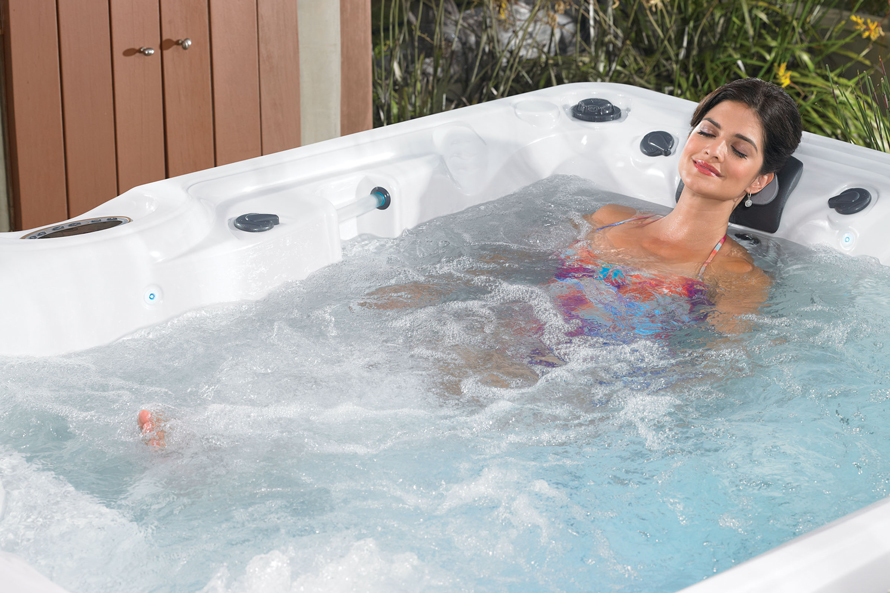 Caldera Paradise Kauai 3 Person Hot Tub - Gallery