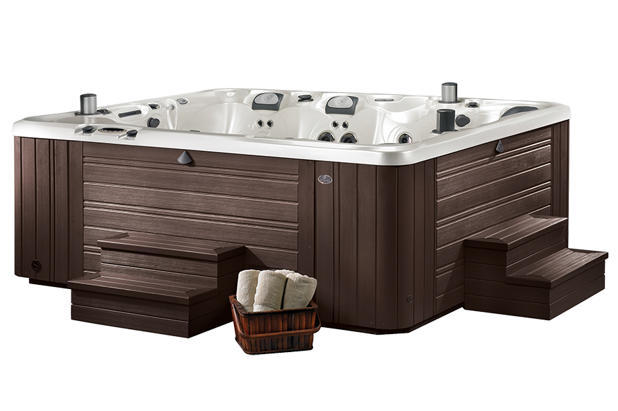Caldera Utopia Cantabria 8 Person Hot Tub