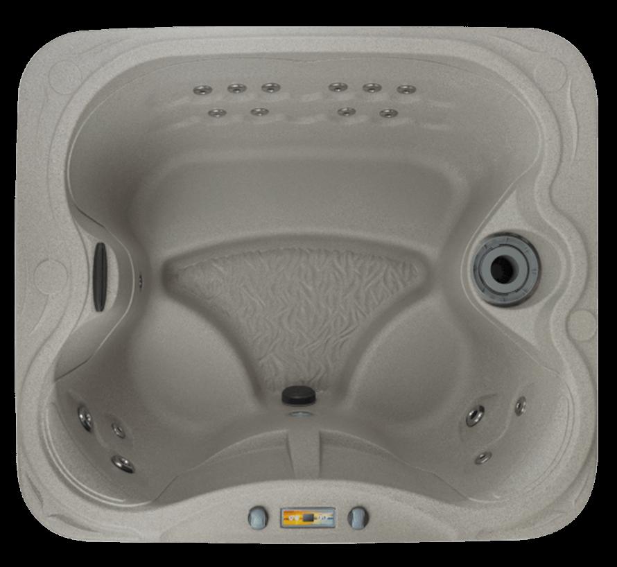 Fantasy Spa Plug N Play Drift model overhead view