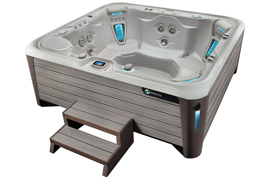 Hot Spring Highlife Grandee NXT 7 Person Hot Tub