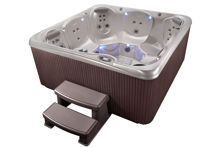 hot spring hot spot relay 6 person hot tub. Black Bedroom Furniture Sets. Home Design Ideas