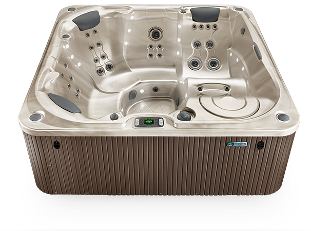 Hot Spring Limelight Flair 6 Person Hot Tub