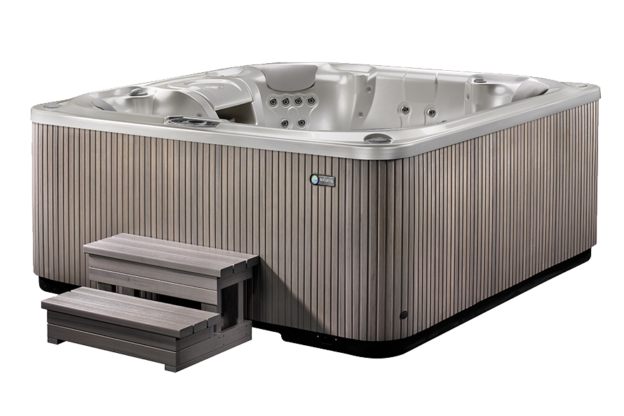 Hot Spring Limelight Pulse 7 Person Hot Tub