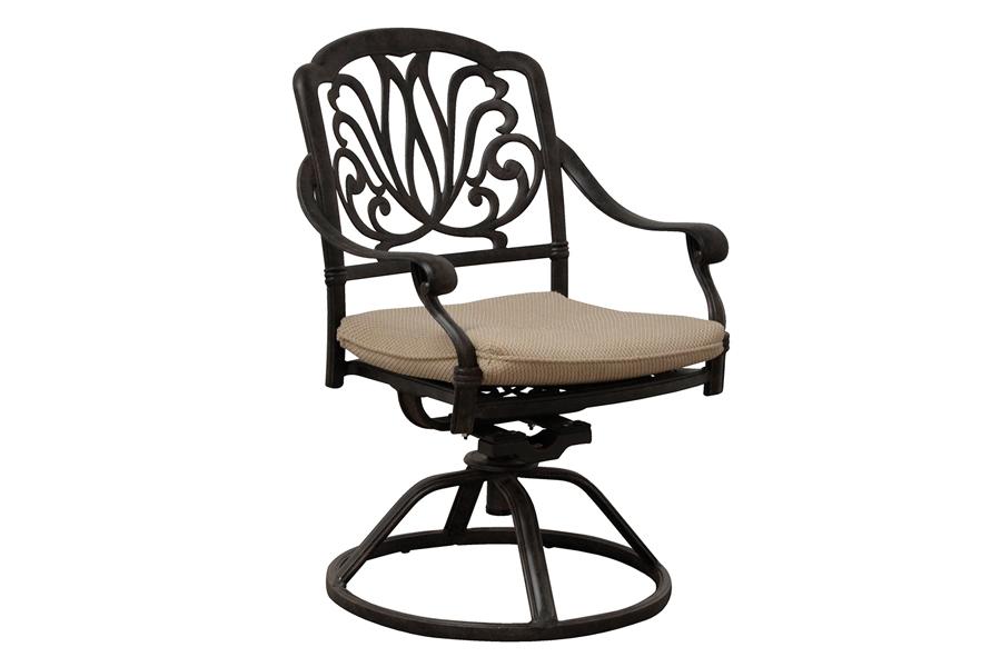 Elizabeth Swivel Dining Chair