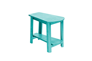 Addy Side Table Turquoise