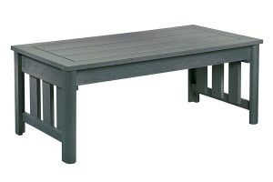 Stratford Coffee Table Slate Grey
