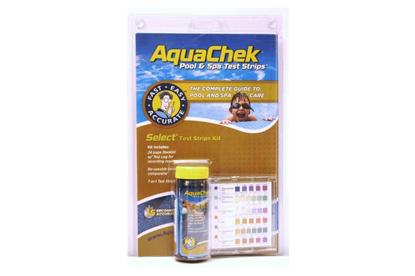 Aquachek Select Testing Strips Pioneer Family Pools