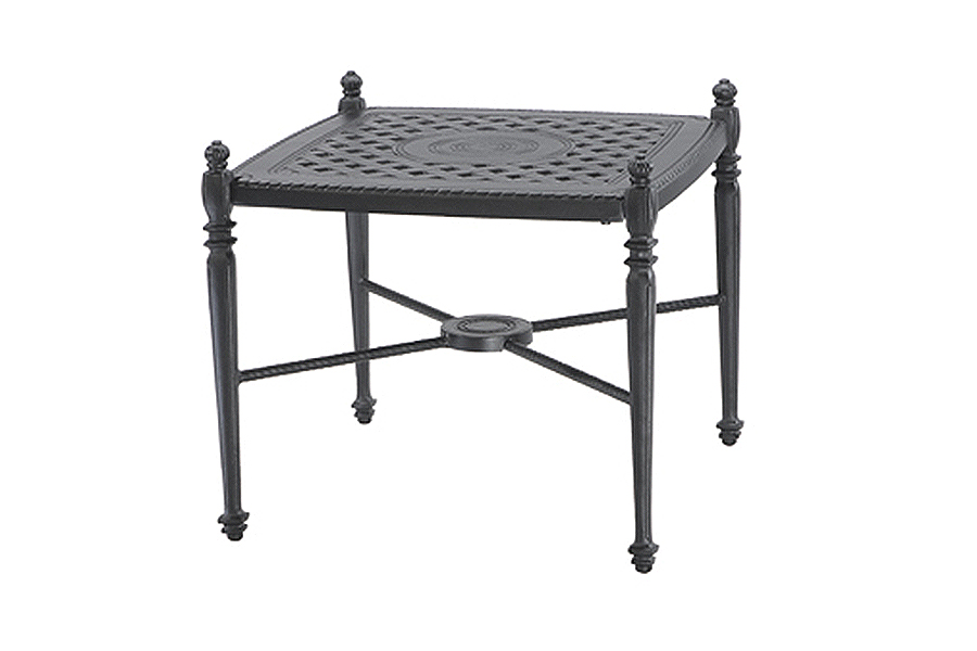 "Bel Air 21"" x 21"" End Table 1034E"