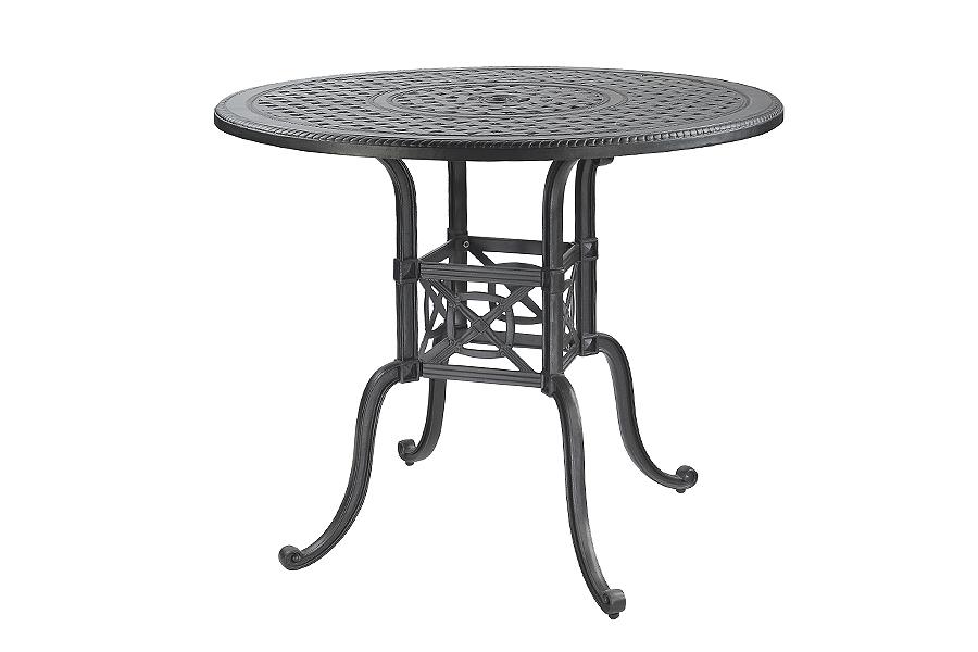 "Bel Air Grand Terrace Round 36"" Bar Table"