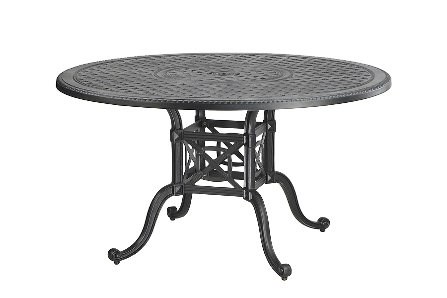 "Bel Air Grand Terrace Round 54"" Dining Table"