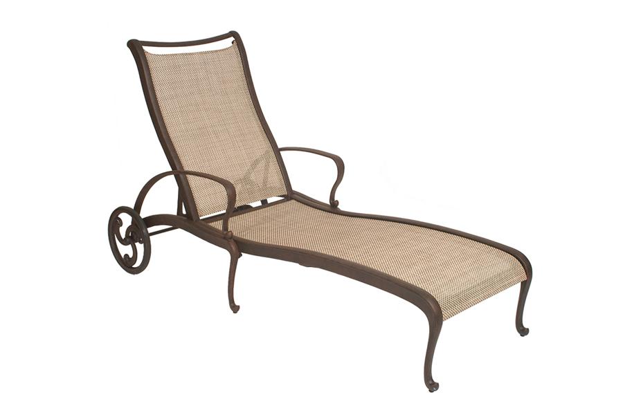 Central Park Chaise Lounge
