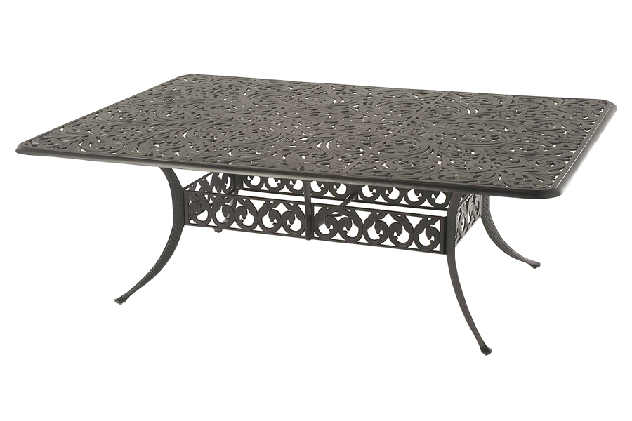 "Chateau 48""x98"" Rectangular Table"