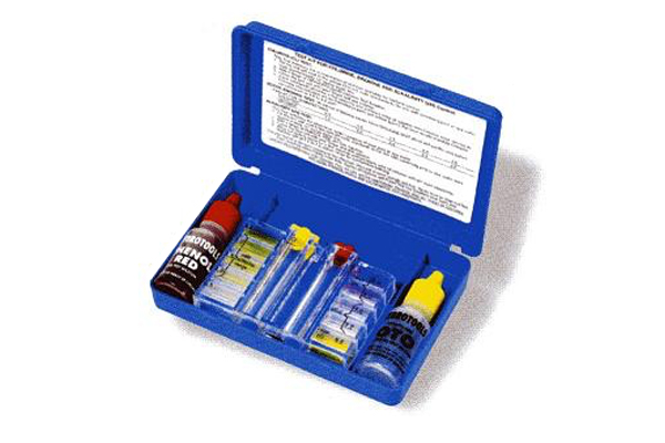 Complete Pool Chemical Test Kit 075290BP