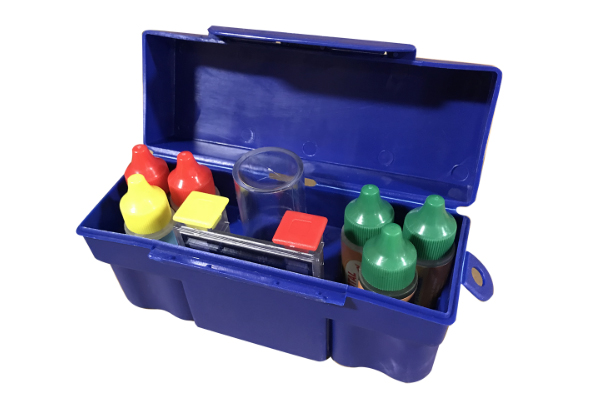 4-In-1 Pool or Hot Tub Test Kit