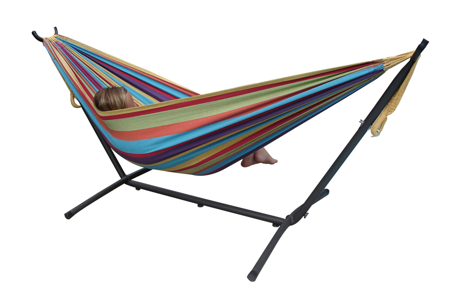Double Cotton Tropical Hammock