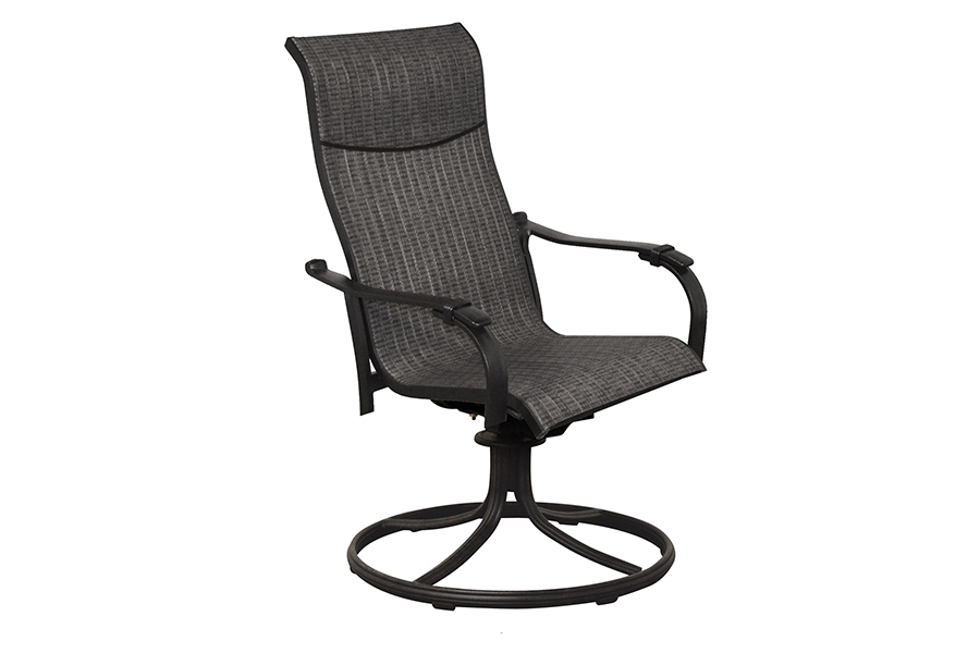 Eden Swivel Rocker Dining Chair