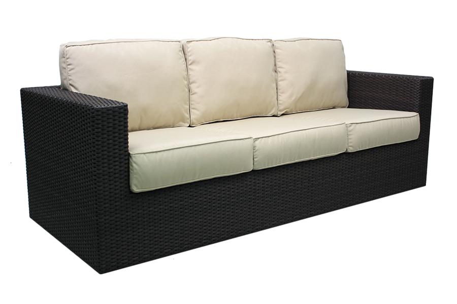 Greenville Patio Sofa