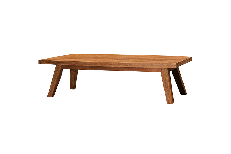 Indo Wood Coffee Table