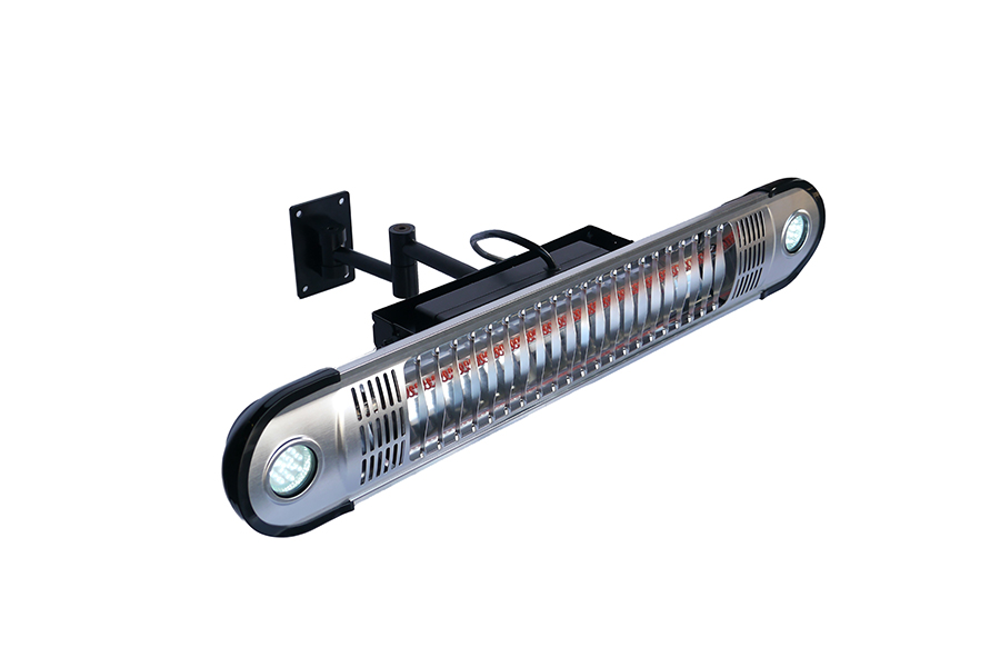 120V Mounted Infrared Heater with LED Lights HEA21533