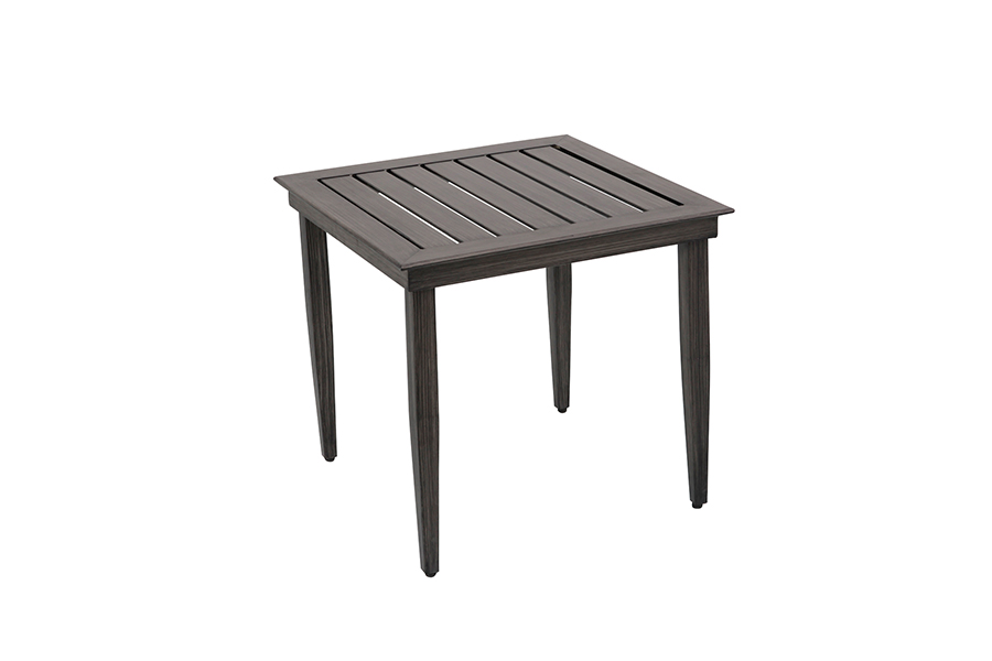 "Lake Lure 22"" Square End Table"