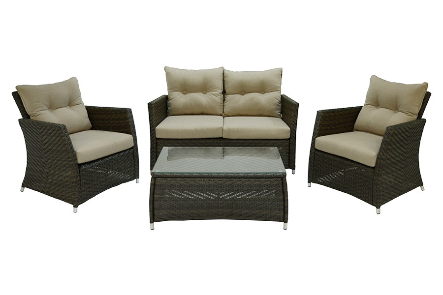 Niagara Deep Seating Patio Furniture Set