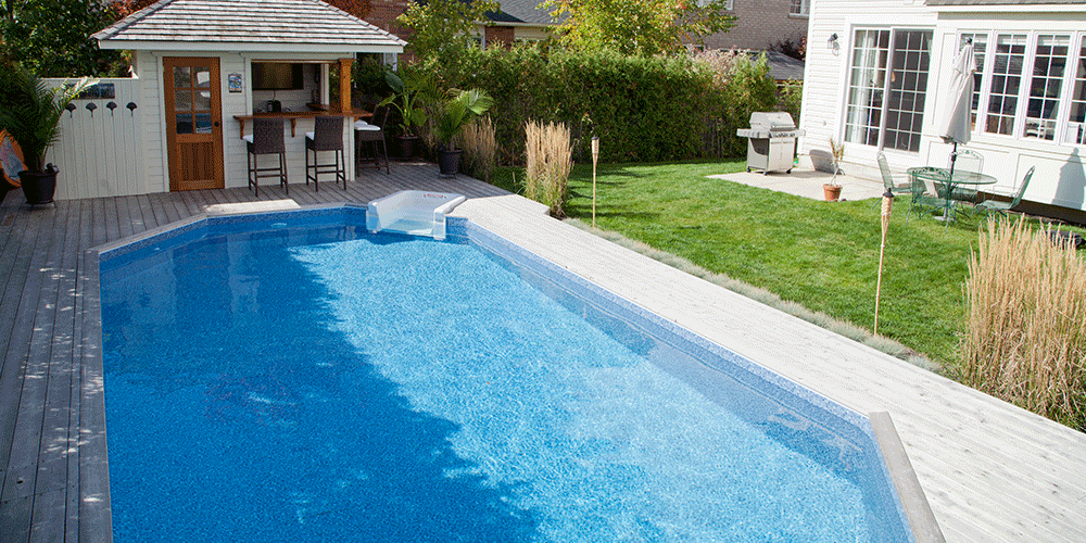 Onground pools pioneer family pools - Swimming pools in hamilton ontario ...