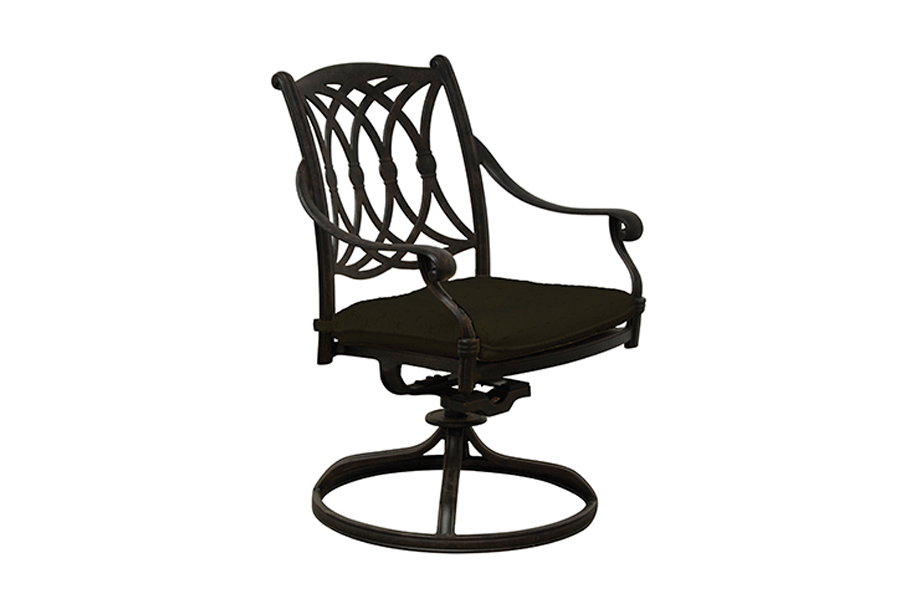 Paris Collection Swivel Rocking Chair