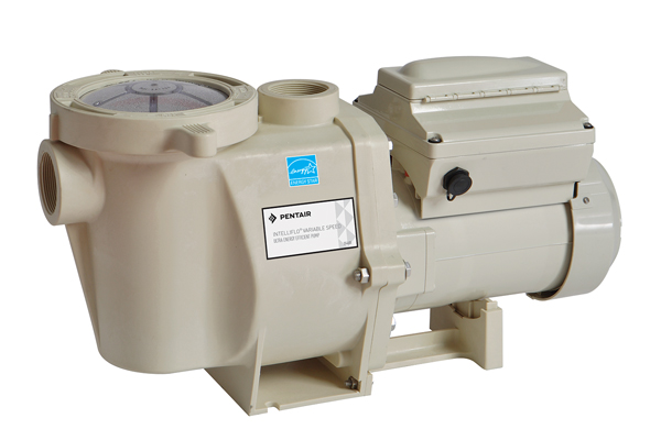 Pentair Intelliflo Variable Speed Pump 011018