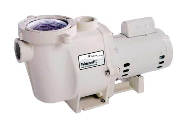 Pentair 1 HP Whisperflo Pump