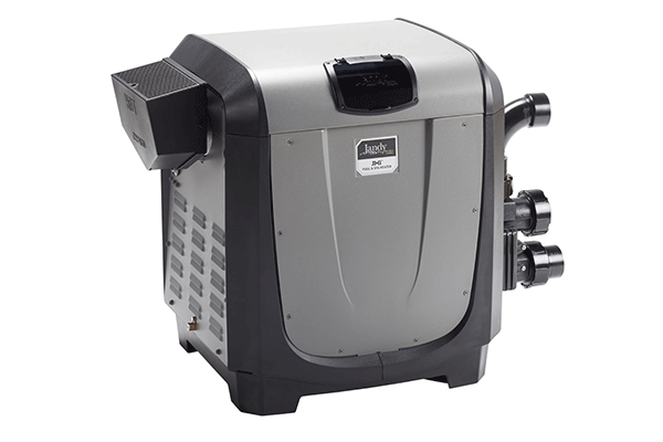 JXi 260,000 BTU Propane Pool Heater Pioneer Family Pools