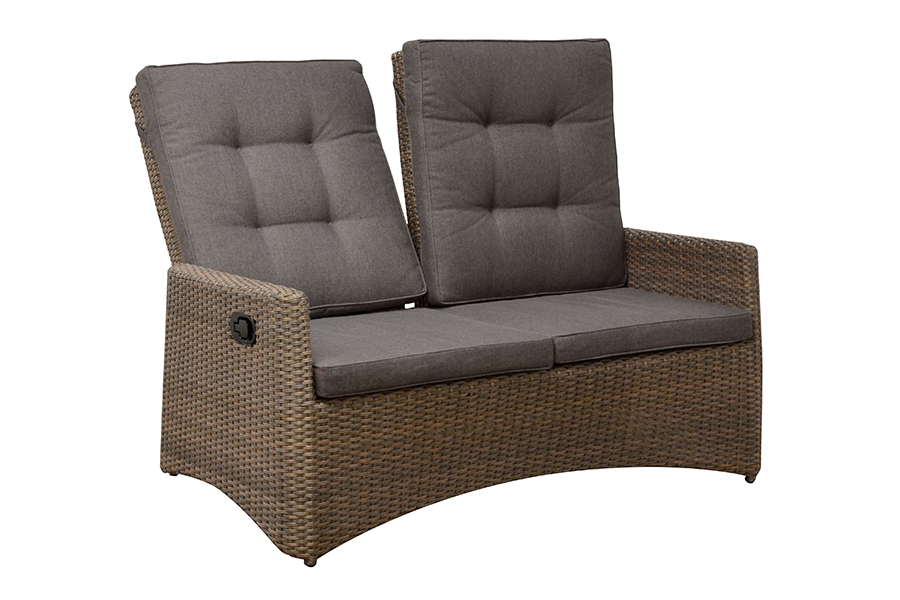 Reclining Loveseat Pioneer Family Pools