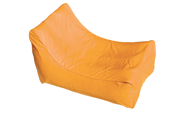 Sunsoft Chaise Lounge Float Orange 15010O