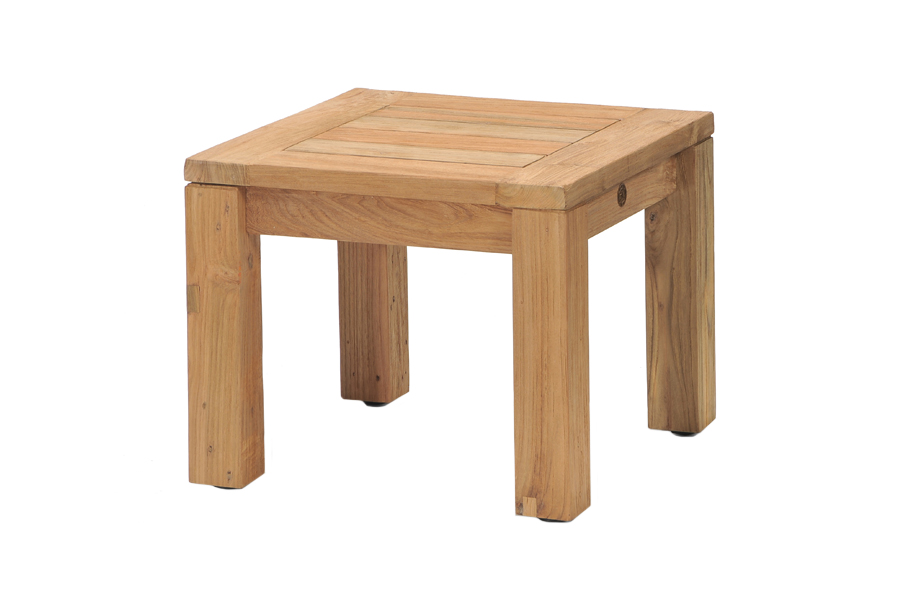 "Sydney Square Side Table 19.5"" x 19.5"" x 16.5"""